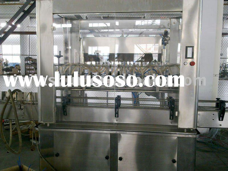 small capacity pure/mineral water filling machine line