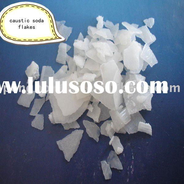 sodium hydroxide (caustic soda flakes and pearls 99%)