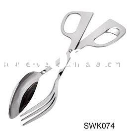 stainless food clip