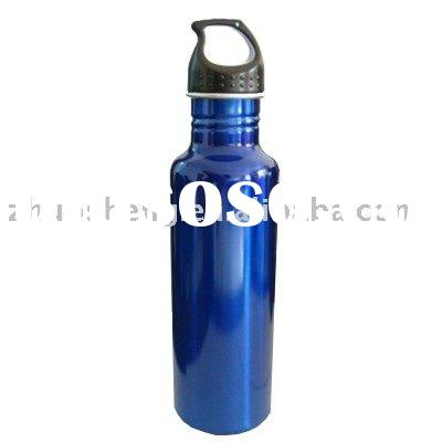 stainless steel bottle in wide mouth