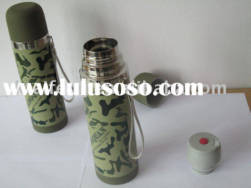 stainless steel double wall vaccum flask