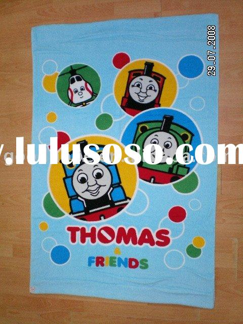 stock cotton beach towel