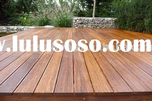 strand woven outdoor bamboo decking