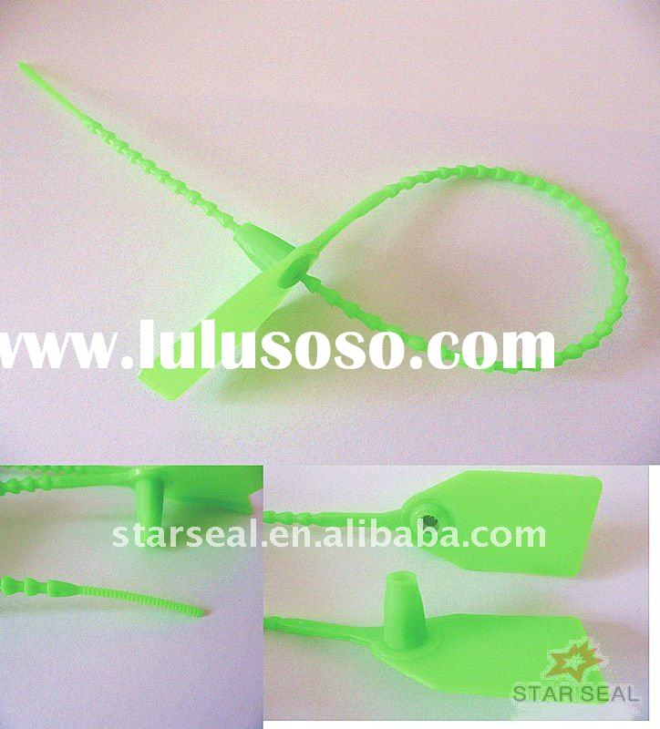 stretchability electric security plastic seal