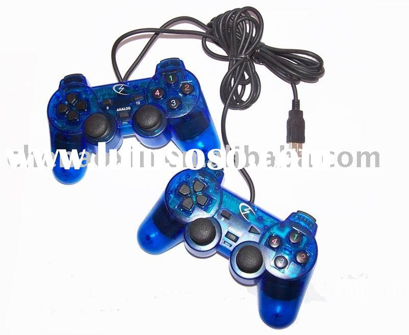 usb game controller/usb gamepad/computer game stick/video game controller