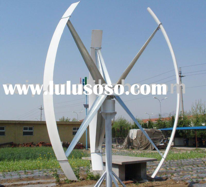 wind power generator,vertical axis