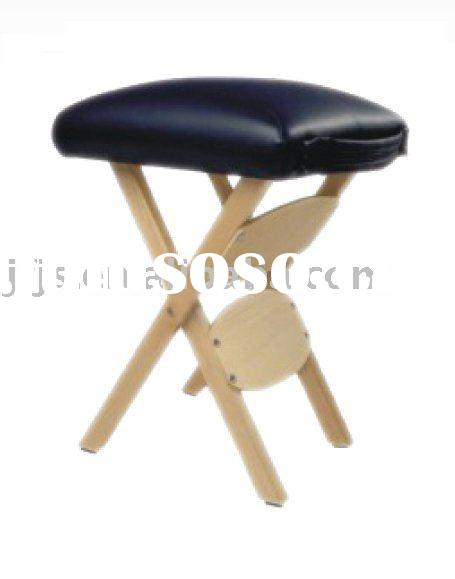 Z Shaped Wooden Folding Footrest Stool For Sale Price
