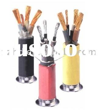0.6/1kv-26/35kv XLPE insulated copper conductor marine power cable