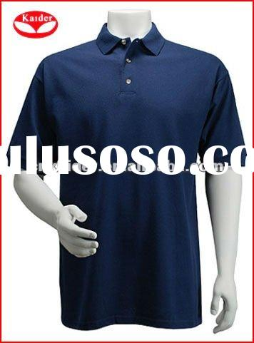 100% polyester Polo shirt