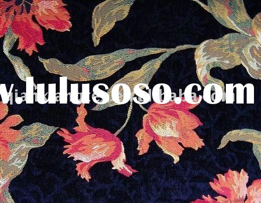 100% polyester yarn dyed Upholstery Fabric
