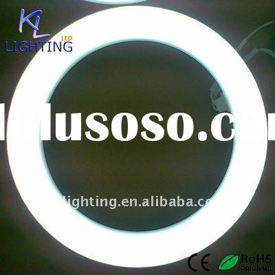 18W 300MM 30MM T9 SMD 3014 Circular LED Tube LED Ring Projector Light with External Power Supply