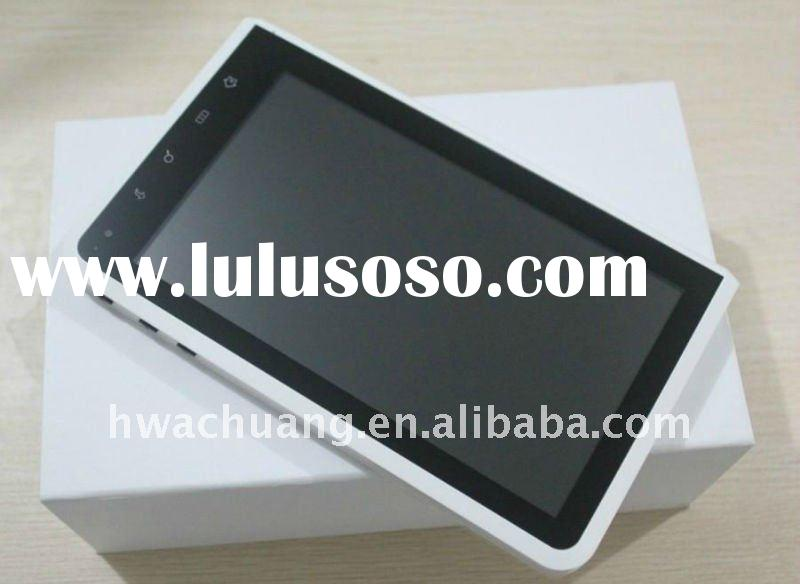 2011 7inch capacitive android tablet pc MID PAD