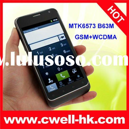 2011 Dual Sim Android Smartphone
