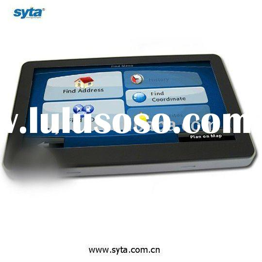 2011 best selling 7 inch GPS navigation system Android 2.2 with 256M DDR+DVB-T+AV-OUT+4GB flash+WIFI