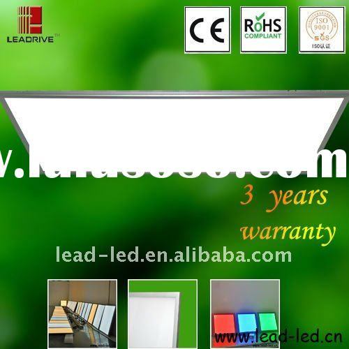 2011 hot sell high bright 600*1200mm big ceiling led panel light