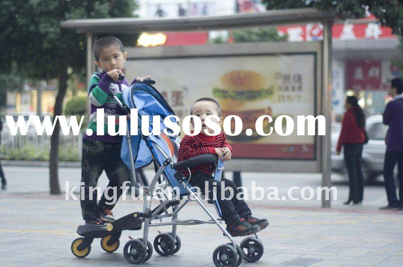 2012HOT selling baby stroller/stroller pedal,cheap and fine,baby toy product