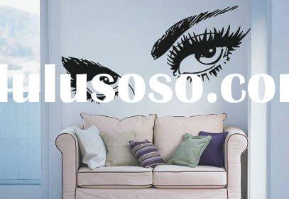 2012 New Fashion wall stickers I-044