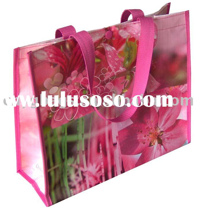 2012 Promotional PP Non Woven Bag