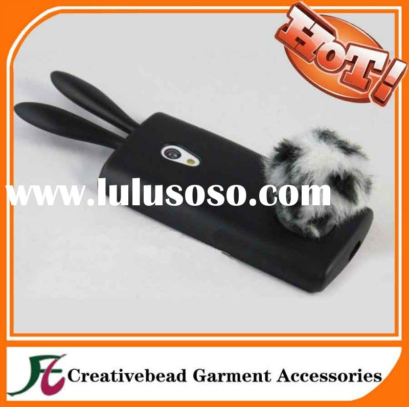 2012 hot selling X12 rabbit mobile protective cases