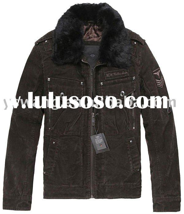 2012 latest design spring jackets for men