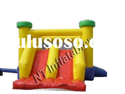 2012 new com inflatable combo slide, inflatable bouncer slide, inflatable mini combo564