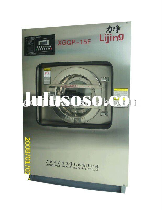 20kg hot sale/new designed industrial washing machine with dryer