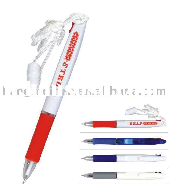 2 color pen, 2 color ball pen,two color pen