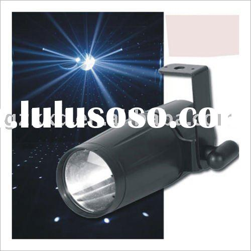 3w LED high brightness led pinspot stage light