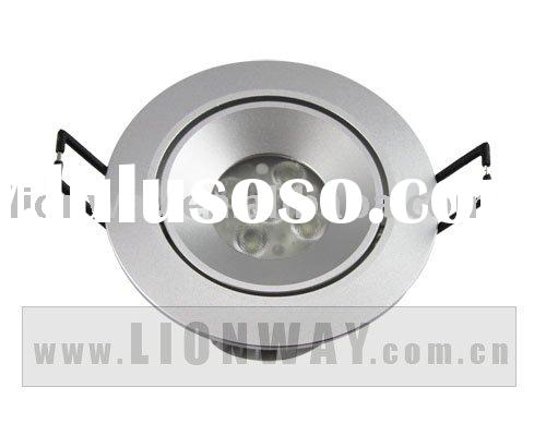 5W Cree LED recessed light
