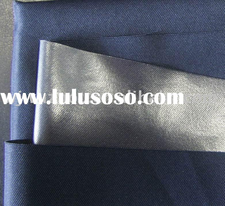 600D Oxford Fabric Coated with TPU Film