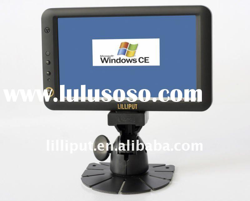 """7"""" Touch Screen Lcd Industrial Panel PC WinCE 5.0"""