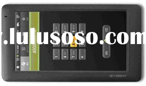 7 inch 3G phone call tablet pc with GSM GPRS browser internet