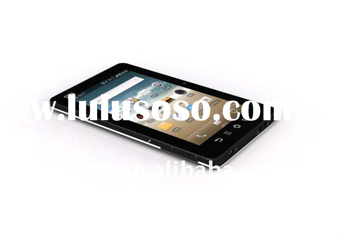7 inch 3g sim card android tablet with GPS,WIFI,Bluetooth