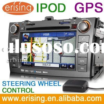 7 inch Car DVD Player GPS for Toyota Corolla