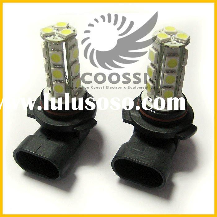9006 5050 SMD 18 LED White h4 led car fog light [CP353]
