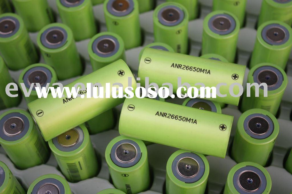 A123 26650 Battery cell ANR26650M1A 2300mAh