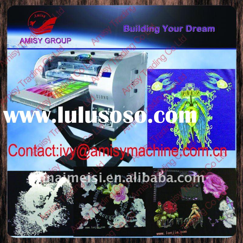 A2+ Digital Tshirt Printing Machine(Epson Flatbed Printer)