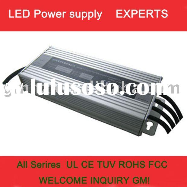 AC DC Waterproof power supply Dimmable LED driver