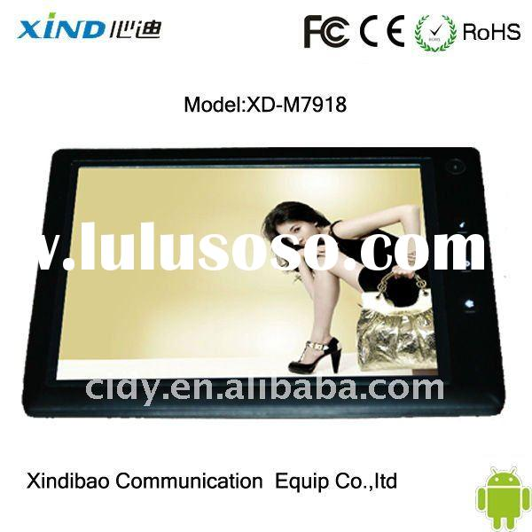 Android 2.3, 7 inch Tablet PC