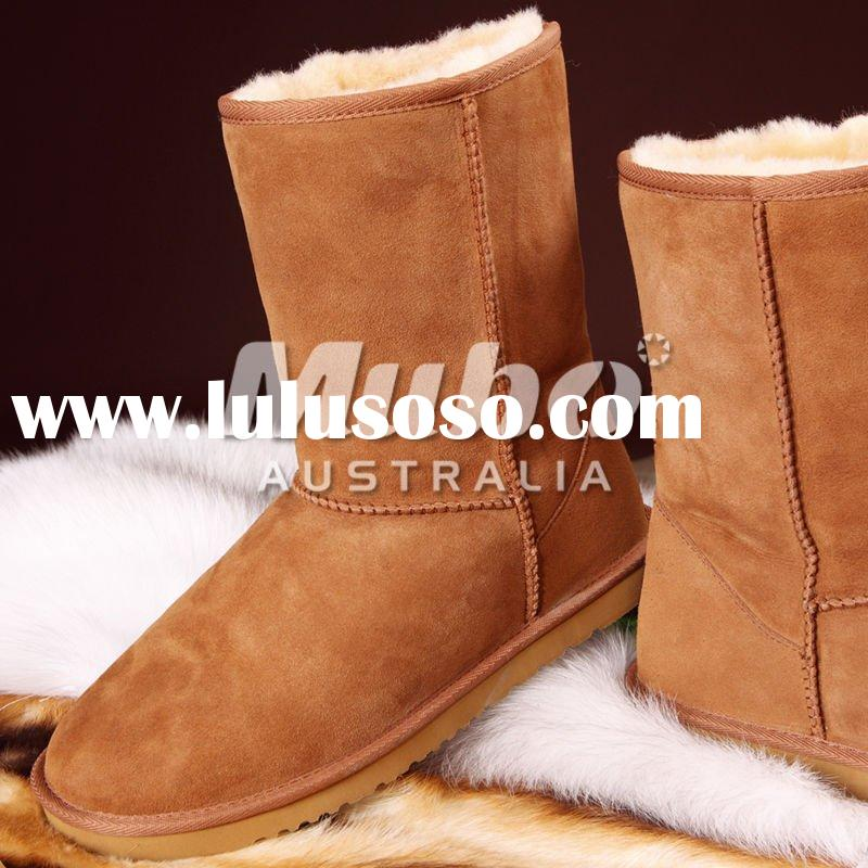Brand name winter boots
