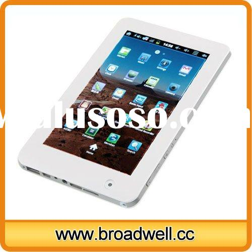 Cheapest 7 inch Capacitive Screen Android 4.0 Tablet PC