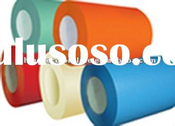Colour coated metal roll/PPGI metal roll