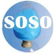 Copper Sulfate pesticides with chemical formula