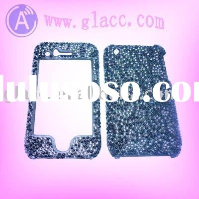 Crystal Bling hard Case Faceplate For Apple Iphone 3G