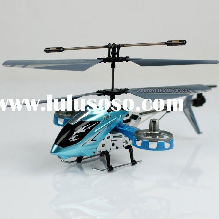 DFD F103 4 Channel RC Mini Helicopter with Gyro MH-005557
