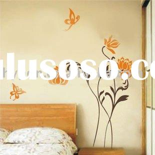 Decor vinyl removable wall sticker