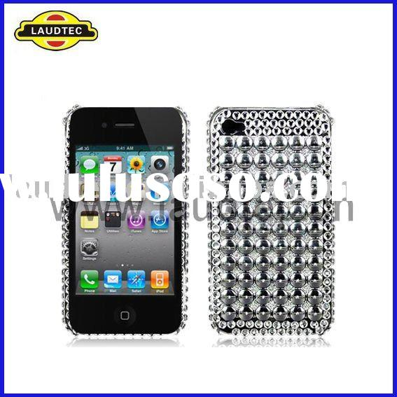 Diamond Crystal Hard Case Cover For Apple iPhone 4 4G