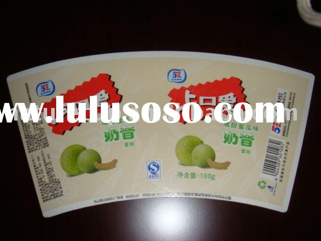 Double Pe coated paper