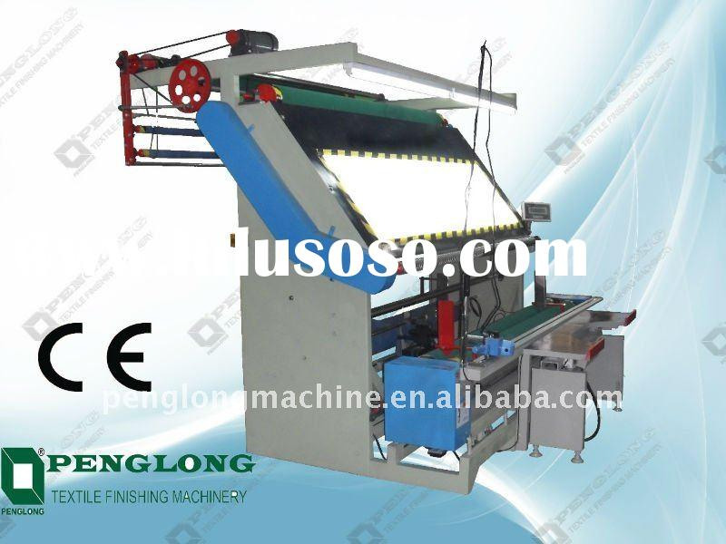 Dual-function Fabric Inspection Machine