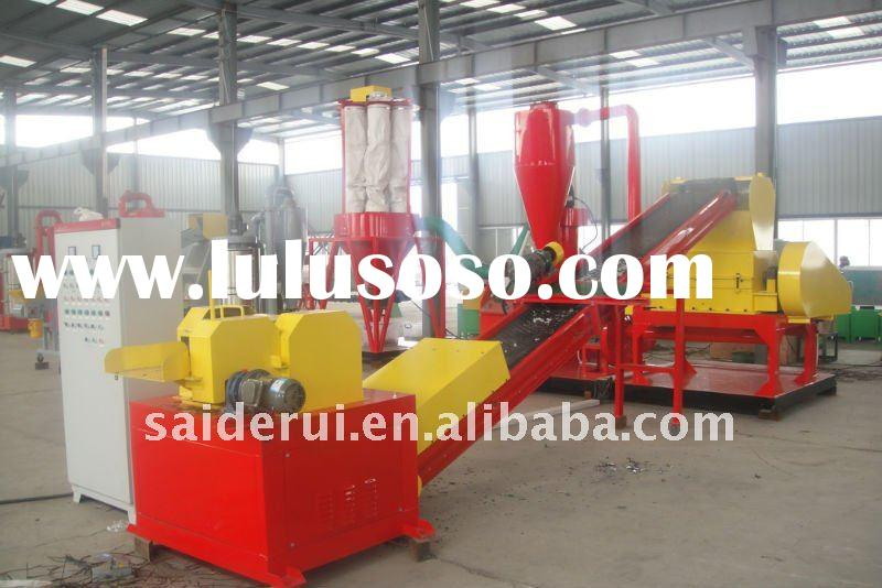 Electric Cable Granulation Plant,Cable recycling plant